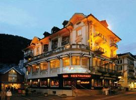 City Oberland Swiss Quality Hotel