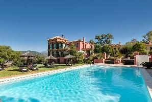 Hôtel Domus Selecta Hacienda La Herriza